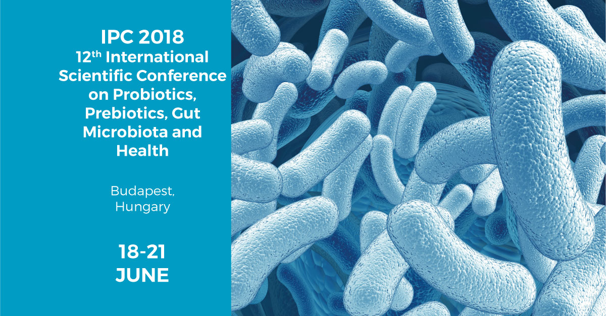 roelmi hpc at 12th International Scientific Conference on Probiotics, Prebiotics, Gut Microbiota and Health – IPC 2018